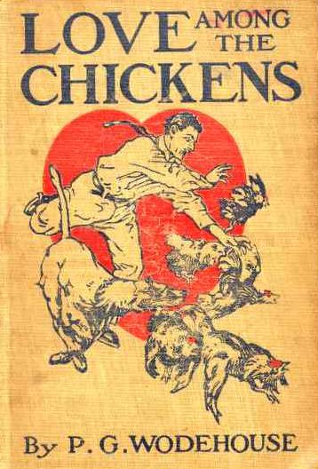 Image result for wodehouse love among the chickens